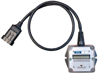 Fuel consumption indicator DFMi from Technoton at a low price!